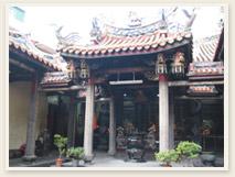 El Templo Longshang de Tamsui