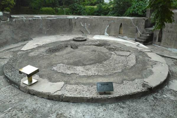 포좌(礮座)